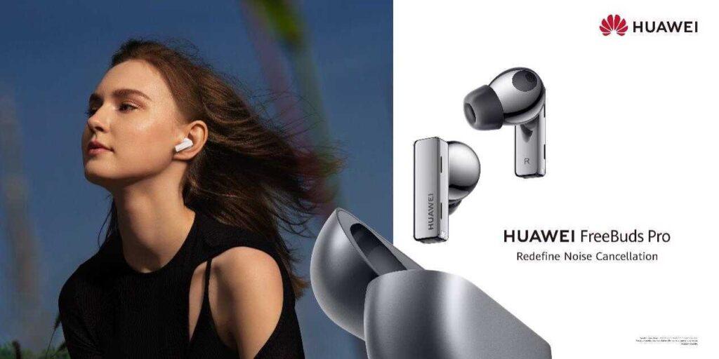 Novos acessórios da Huawei